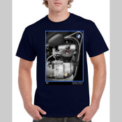 BMW R2 Classic Motorcycle Men's T Shirt