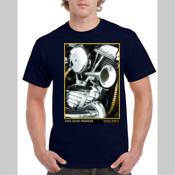 Harley Davidson Duo-Glide Men's T-shirt