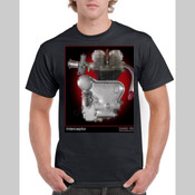 Royal Enfield Interceptor Men's T Shirt